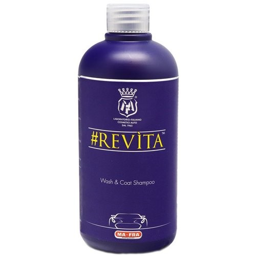 LABOCOSMETICA #REVITA #REVITAX WASH AND COAT 500ML