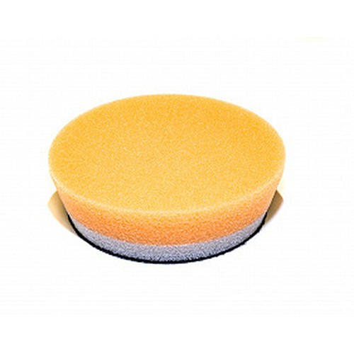 "LAKE COUNTRY HDO HEAVY DUTY ORBITAL 3,5""/90MM ORANGE POLISHING PAD"