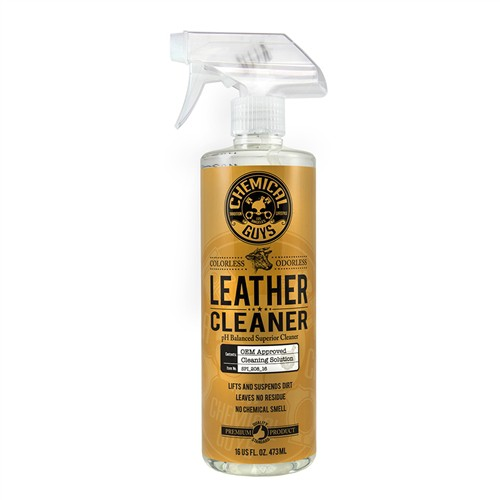 CHEMICAL GUYS PURE LEATHER CLEANER