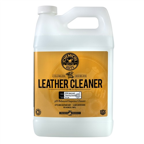 CHEMICAL GUYS PURE LEATHER CLEANER GALLON