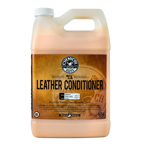 CHEMICAL GUYS PURE LEATHER CONDITIONER GALLON