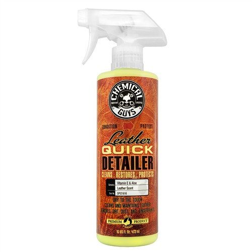 CHEMICAL GUYS LEDER QUICK DETAILER 473ML