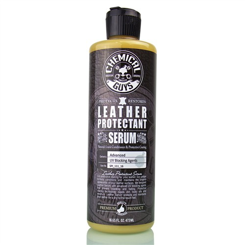 CHEMICAL GUYS LEATHER SERUM - NATURAL LOOK CONDITIONER & COATING