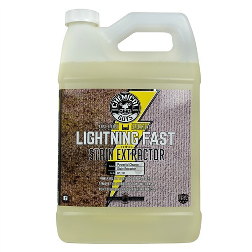 CHEMICAL GUYS LIGHTNING FAST STAIN EXTRACTOR GALLON
