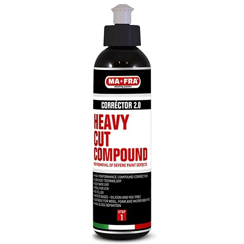 MA*FRA CORRECTOR 2.0 HEAVY CUT COMPOUND