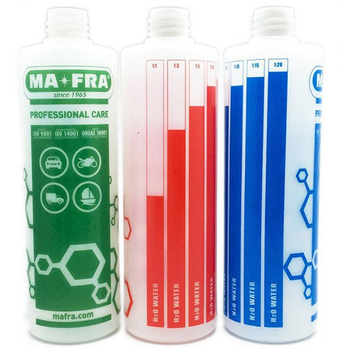 MA*FRA PROFESSIONELE WERKFLES / MENGFLES / WORK BOTTLE 500ML