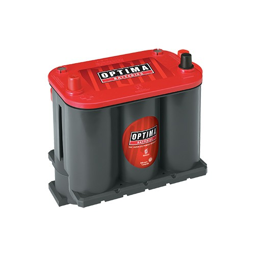OPTIMA RED TOP ACCU BATTERIJ RT3.7S 12V