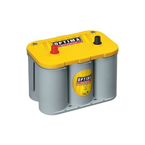 OPTIMA YELLOW TOP ACCU BATTERIJ YT4.2U 12V