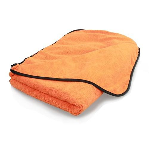 CHEMICAL GUYS ORANGE ORANGUTAN MICROFIBER TOWEL (1, 2 or 3 pack)
