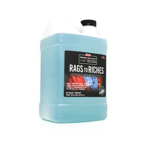 P&S RAGS TO RICHES MICROFIBER WASH - GALLON 3,8L