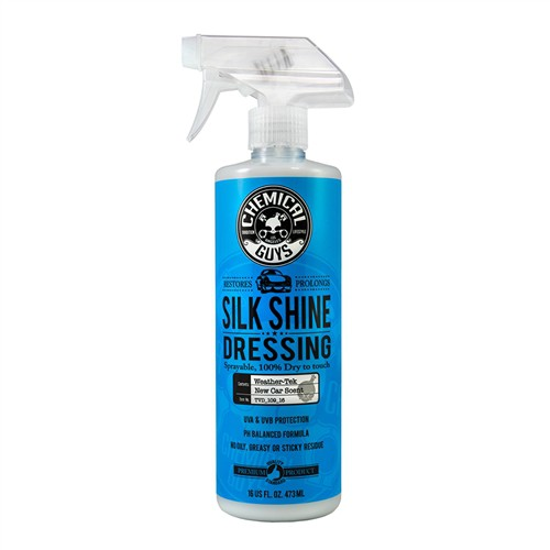 CHEMICAL GUYS SILK SHINE SPRAYABLE DRESSING