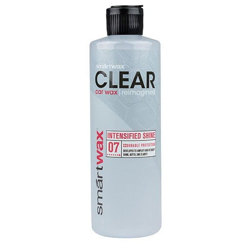 SMARTWAX SMART CLEAR - CAR WAX REIMAGINED 16OZ/473ML