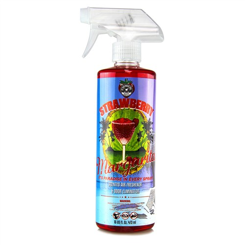 CHEMICAL GUYS STRAWBERRY MARGARITA PREMIUM AIR FRESHENER & ODOR ELIMINATOR