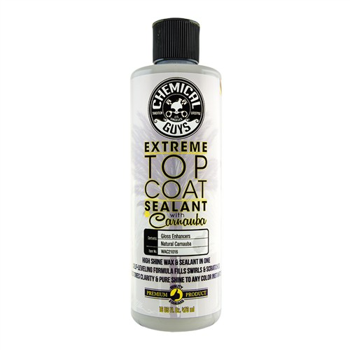CHEMICAL GUYS TOP COAT SEALANT (LAKVERZEGELING) 473ML