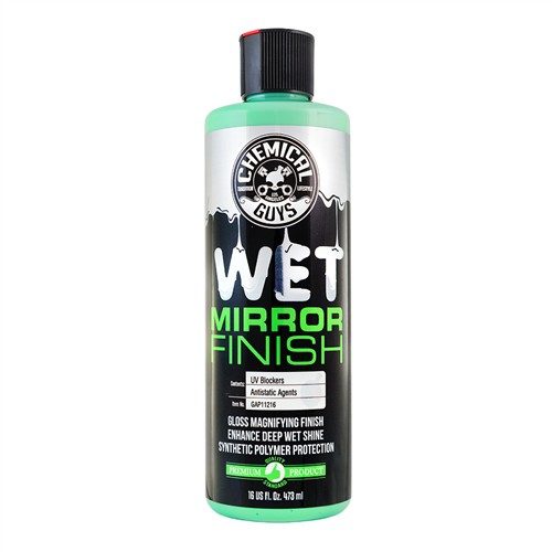 CHEMICAL GUYS WET MIRROR FINISH 473ML