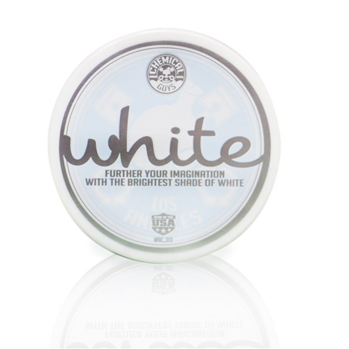 CHEMICAL GUYS WHITE PASTE WAX