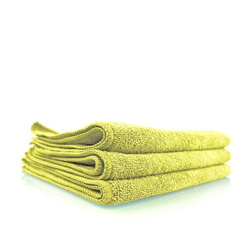 CHEMICAL GUYS WORKHORSE TOWEL - YELLOW
