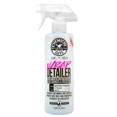 CHEMICAL GUYS WRAP DETAILER 473ML