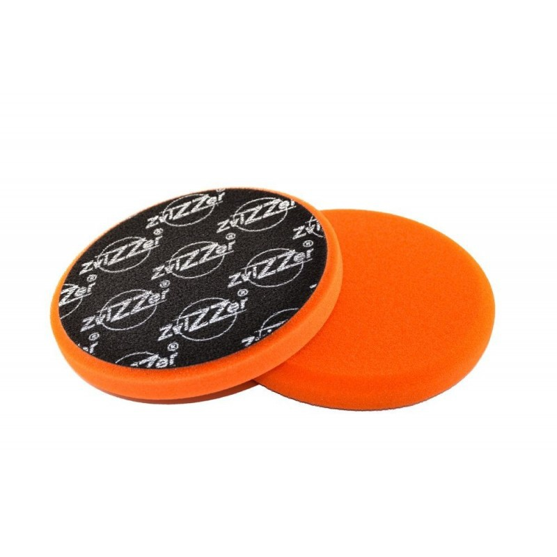 ZVIZZER POLIJSTPAD ORANJE MEDIUM 76MM/3""