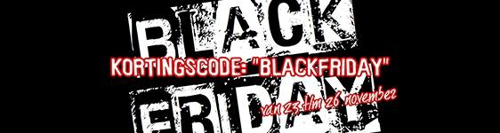 kortingscode BLACKFRIDAY