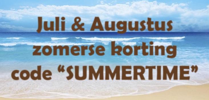 zomervakantie-korting-openingstijden